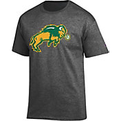 Champion Men's North Dakota State Bison Grey Big Soft T-Shirt