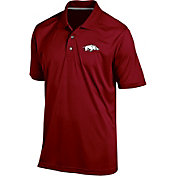 Champion Men's Arkansas Razorbacks Cardinal Classic Polo