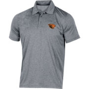 Champion Men's Oregon State Beavers Grey Classic Polo