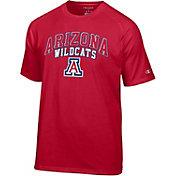 Champion Men's Arizona Wildcats Cardinal Performance Tee