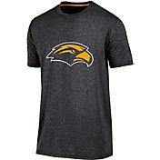 Champion Men's Southern Mississippi Golden Eagles Black Touchback T-Shirt