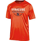 Champion Men's Syracuse Orange Orange Training T-Shirt