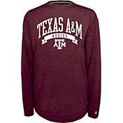 Champion Texas A&M Aggies Maroon Pursuit Long Sleeve Shirt