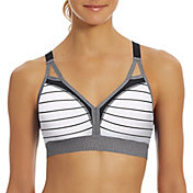 Champion Women's Curvy Strappy Printed Sports Bra