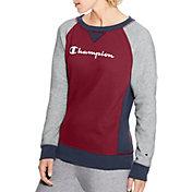 Champion Women's Heritage French Terry Crew Sweatshirt