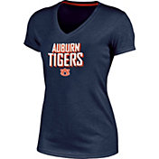Champion Women's Auburn Tigers Blue Success V-Neck T-Shirt