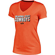 Champion Women's Oklahoma State Cowboys Orange Success V-Neck T-Shirt