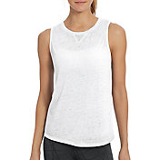 Champion Women's Authentic Wash Muscle Tank Top