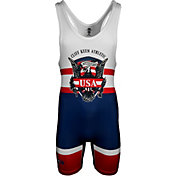 Cliff Keen Adult Historic Eagle Sublimated Wrestling Singlet
