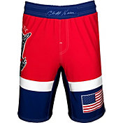 Cliff Keen Adult Historic Eagle Sublimated Wrestling Board Shorts