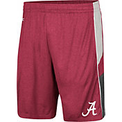Colosseum Men's Alabama Crimson Tide Crimson Triple A Shorts