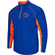 Colosseum Men's Boise State Broncos Blue Airstream Quarter-Zip