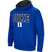 Colosseum Men's Duke Blue Devils Duke Blue Fleece Hoodie