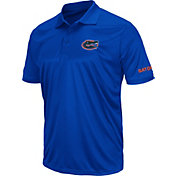 Colosseum Men's Florida Gators Blue Stance Polo