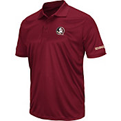 Colosseum Men's Florida State Seminoles Garnet Stance Polo