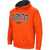 Colosseum Men's Oklahoma State Cowboys Orange Fleece Hoodie