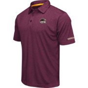 Colosseum Men's Louisiana-Monroe Warhawks Maroon Axis Polo
