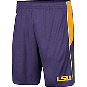 Colosseum Men's LSU Tigers Purple Triple A Shorts