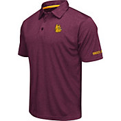 Colosseum Men's Minnesota-Duluth  Bulldogs Maroon Axis Polo