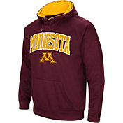 Colosseum Men's Minnesota Golden Gophers Maroon Fleece Hoodie