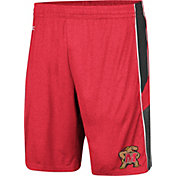 Colosseum Men's Maryland Terrapins Red Triple A Shorts
