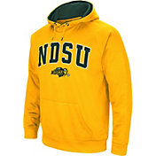 Colosseum Men's North Dakota State Bison Green Fleece Hoodie