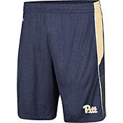 Colosseum Men's Pitt Panthers Blue Triple A Shorts