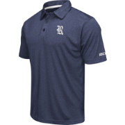 Colosseum Men's Rice Owls Blue Axis Polo