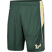 Colosseum Men's South Florida Bulls Green Triple A Shorts