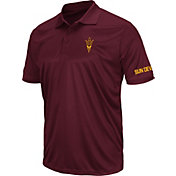 Colosseum Men's Arizona State Sun Devils Gold Stance Polo