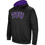 Colosseum Men's TCU Horned Frogs Black Performance Hoodie