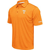 Colosseum Men's Tennessee Volunteers Tennesse Orange Axis Polo