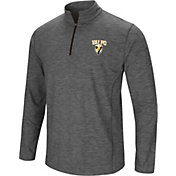 Colosseum Men's Valparaiso Crusaders Grey Action Pass Quarter-Zip Shirt