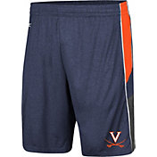 Colosseum Men's Virginia Cavaliers Blue Triple A Shorts