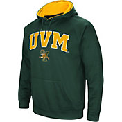 Colosseum Men's Vermont Catamounts Green Fleece Hoodie