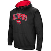 Colosseum Men's Western Kentucky Hilltoppers Black Performance Hoodie