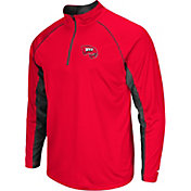 Colosseum Men's Western Kentucky  Hilltoppers Red Airstream Quarter-Zip