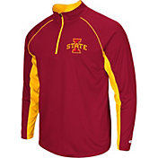 Colosseum Men's Iowa State Cyclones Cardinal Airstream Quarter-Zip