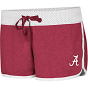 Colosseum Women's Alabama Crimson Tide Crimson/White Racine Belles Reversible Shorts