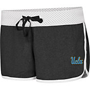 Colosseum Women's UCLA Bruins True Blue/White Racine Belles Reversible Shorts