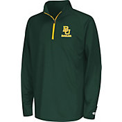 Colosseum Youth Baylor Bears Draft Performance Quarter-Zip