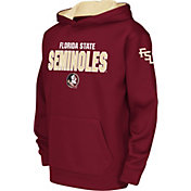 Colosseum Youth Florida State Seminoles Garnet Fleece Hoodie