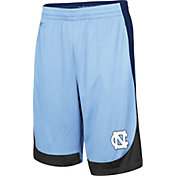 Colosseum Youth North Carolina Tar Heels Carolina Blue Hall of Fame Shorts
