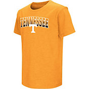 Colosseum Youth Tennessee Volunteers Tennesse Orange Dual Blend T-Shirt