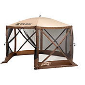 Clam Outdoors 11.6' x 11.6' Quick-Set Escape Screen House