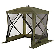 Clam Outdoors 6' x 6' Quick-Set Traveler Screen House