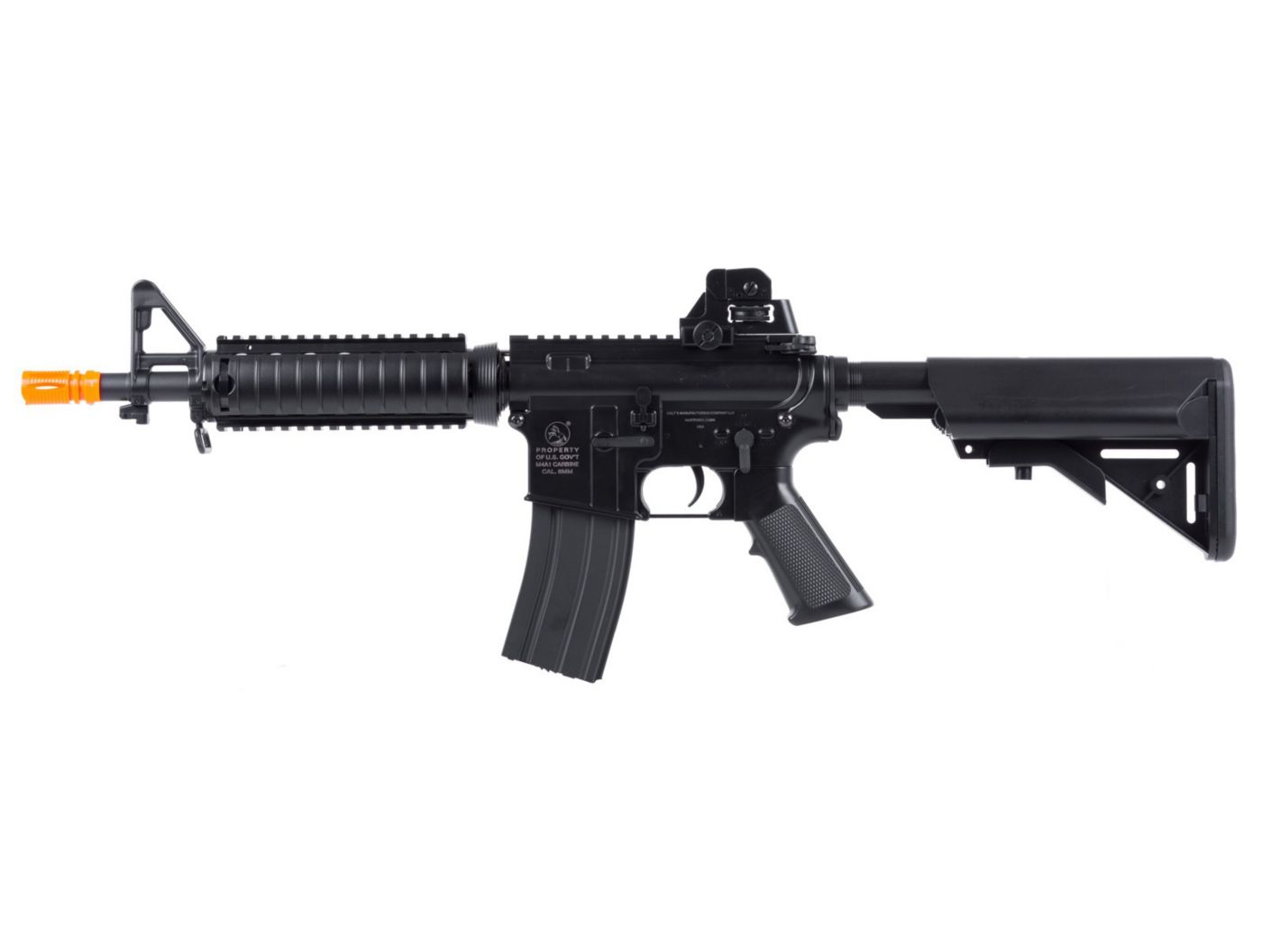 Soft Air M4 CQBR Carbine Airsoft Gun