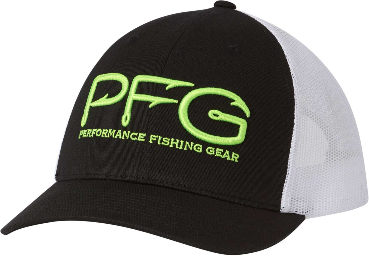 Columbia Men's PFG Mesh Snap Back Cap