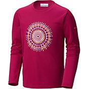 Columbia Girls' Auroras Lights Long Sleeve T-Shirt