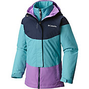 Columbia Girls' Whirlibird Interchange Insulated Jacket